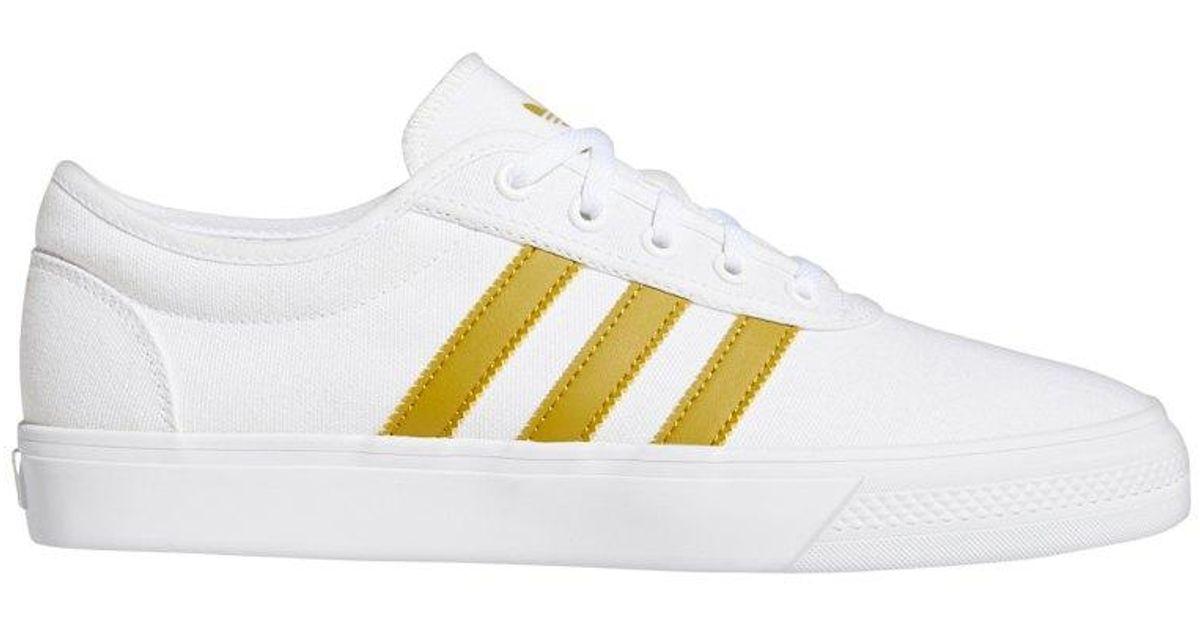 adidas Originals Canvas Adi-ease in White for Men - Lyst