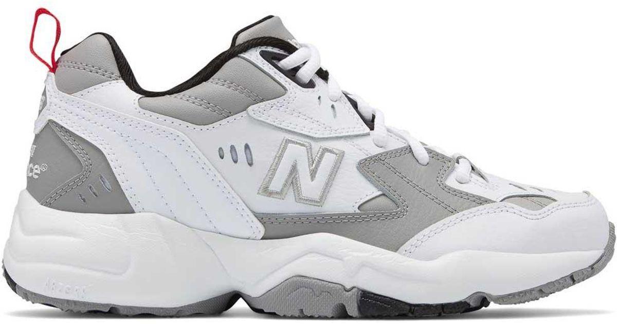 New Balance 608 V1 Classic in White