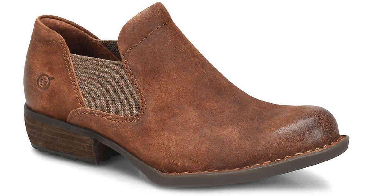 Born Leather Boxi Chelsea Boot in