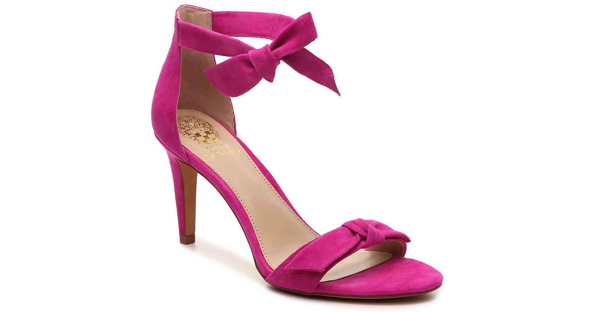 ef55c7299e7a Lyst - Vince Camuto Camylla Sandal in Pink