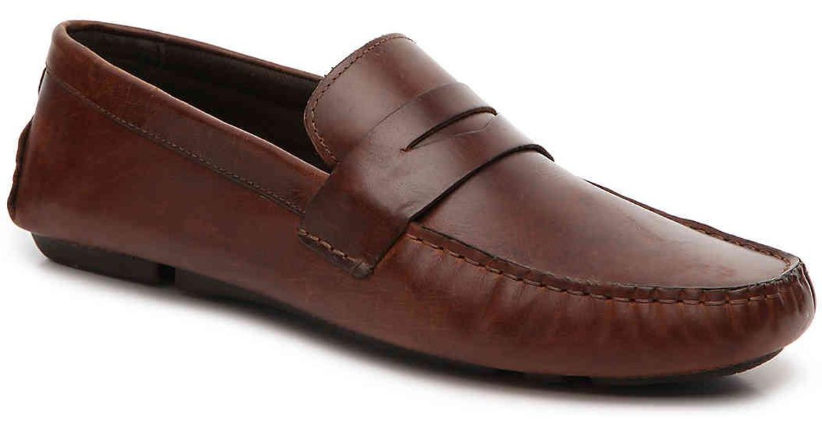 241eedd844a Lyst - Red Tape Cranfield Loafer in Brown for Men