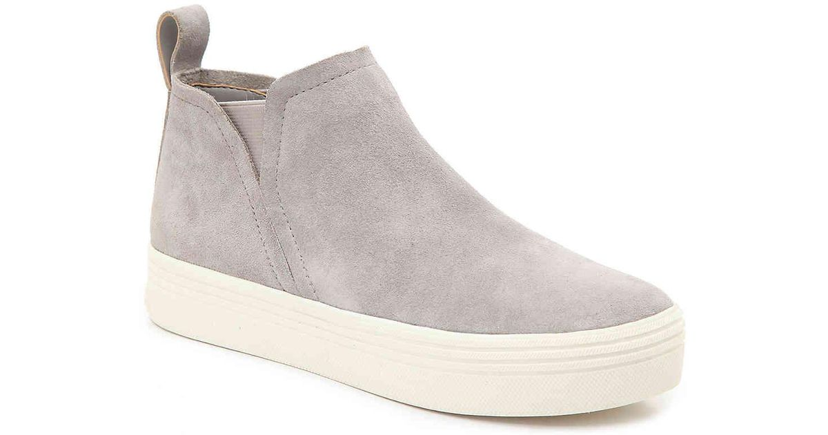 Dolce Vita Suede Tasha High-top Sneaker