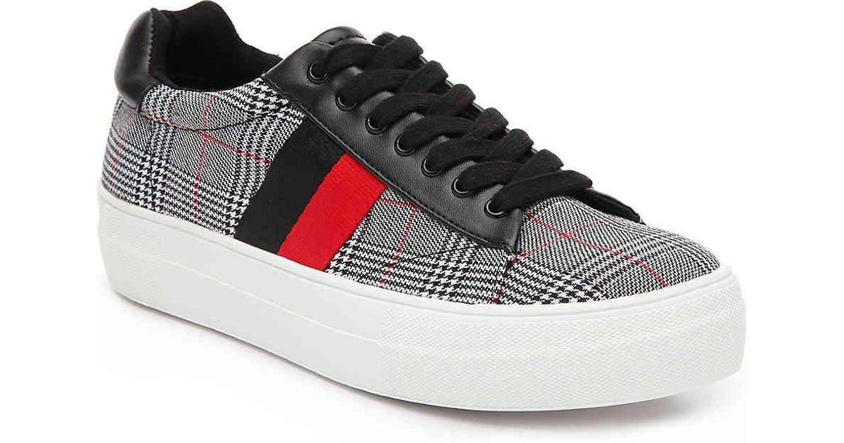 cfb3d967fcb Steve Madden Black Faxon Platform Sneaker