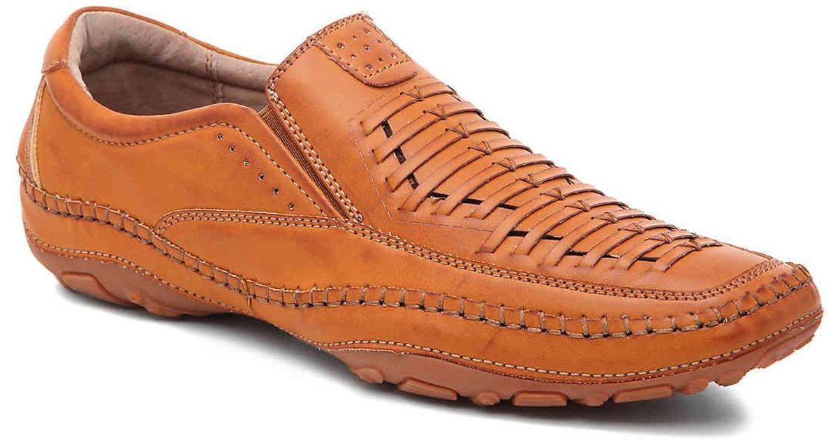 Gbx Weaver Slip-on in Brown for Men - Lyst