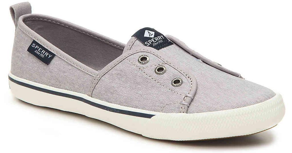 Sperry Top-Sider Canvas Lounge Wharf