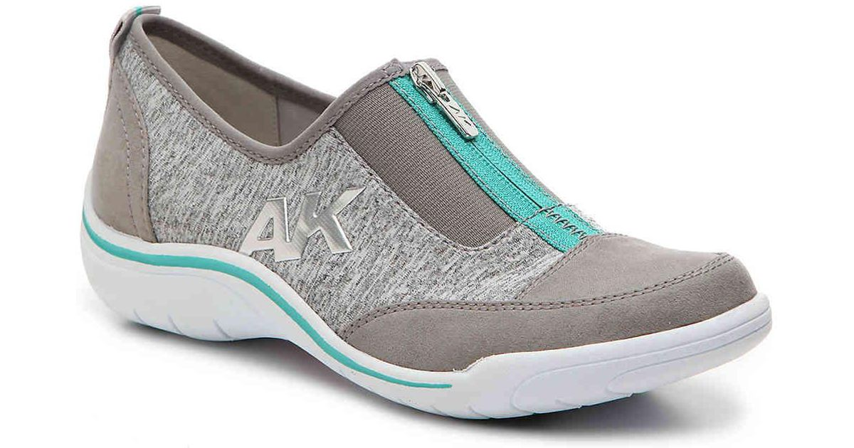 Anne Klein Sport Gerdie Sneaker in Gray