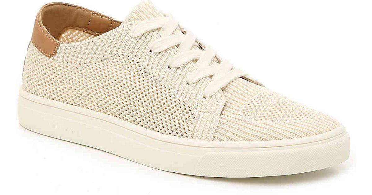 Lucky Brand Luika Sneaker in Cream