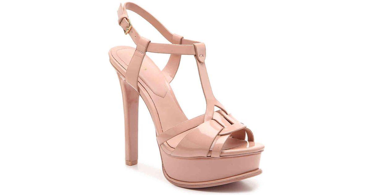 ALDO Leather Chelly Platform Sandal in