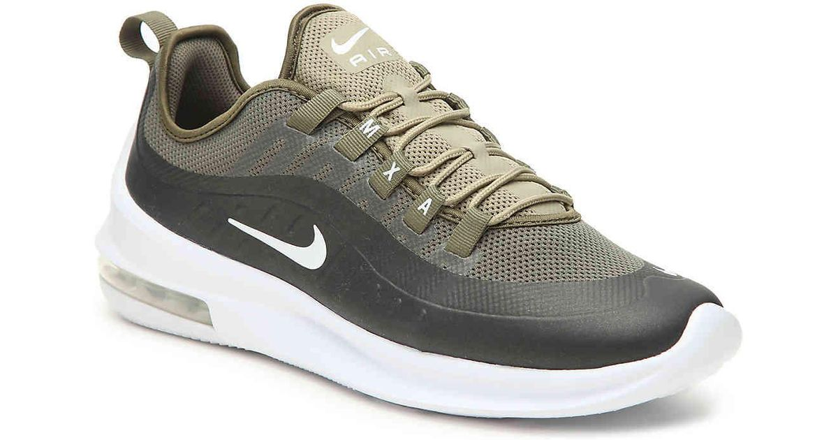 Air Max Axis Sneaker in Olive Green