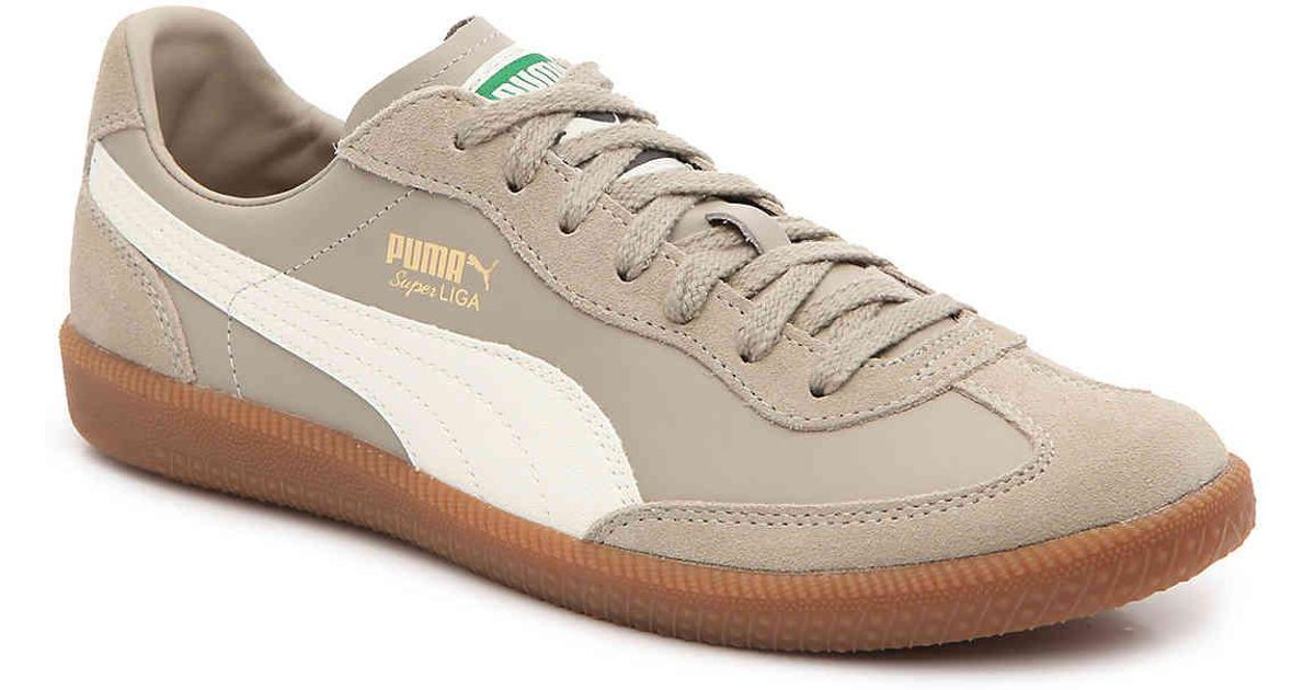 top-rated quality browse latest collections outlet on sale PUMA Natural Super Liga Og Retro Sneaker for men