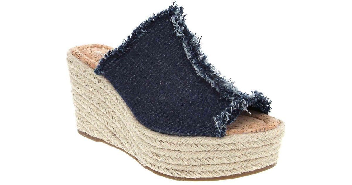 Halper Espadrille Wedge Sandal