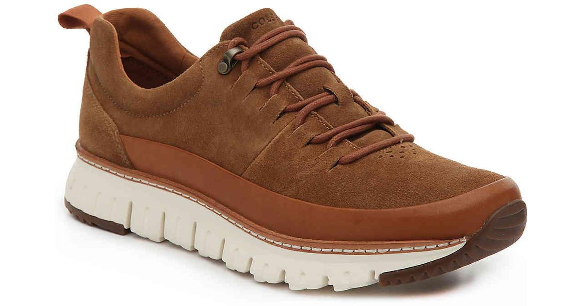 Cole Haan Leather Zerogrand Rugged