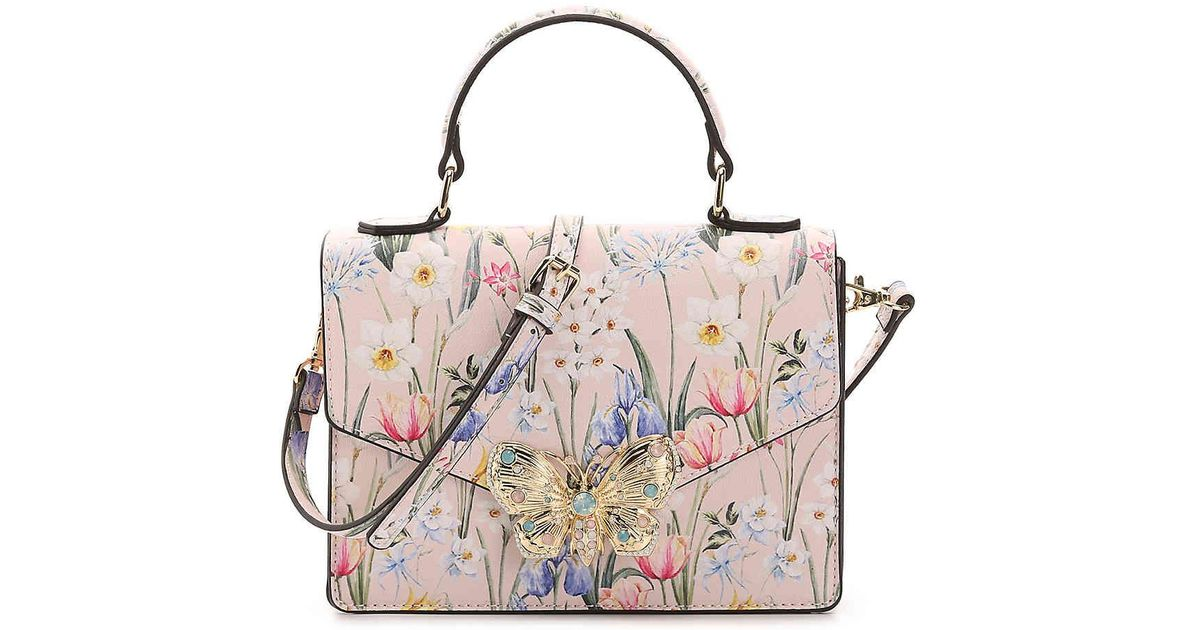 e656242a5 ALDO Cairn Butterfly Crossbody Bag in Pink - Lyst