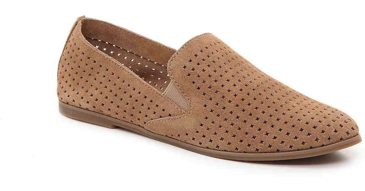 dec9f6a18cc Lyst - Lucky Brand Carthy Loafer in Brown