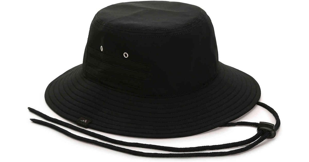 Lyst - adidas Victory Ii Bucket Hat in Black for Men 633640c378f