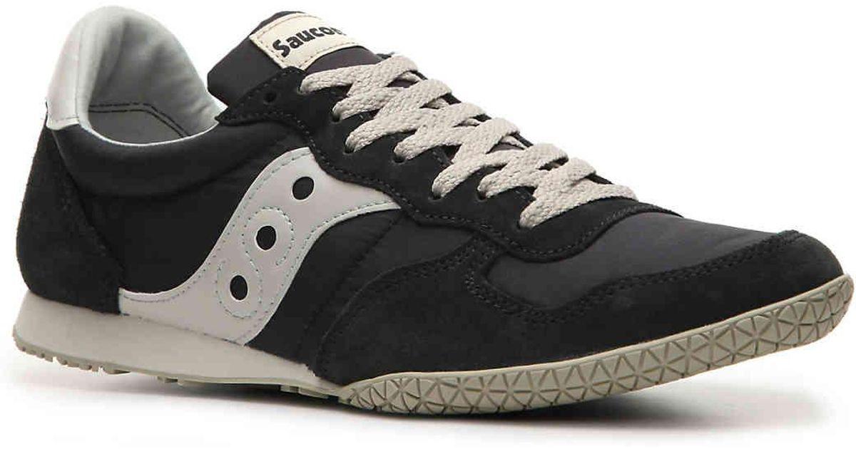 Saucony Suede Bullet Retro Sneaker in