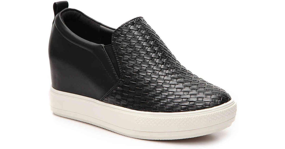 Wanted Biscotti Slip-on Wedge Sneaker