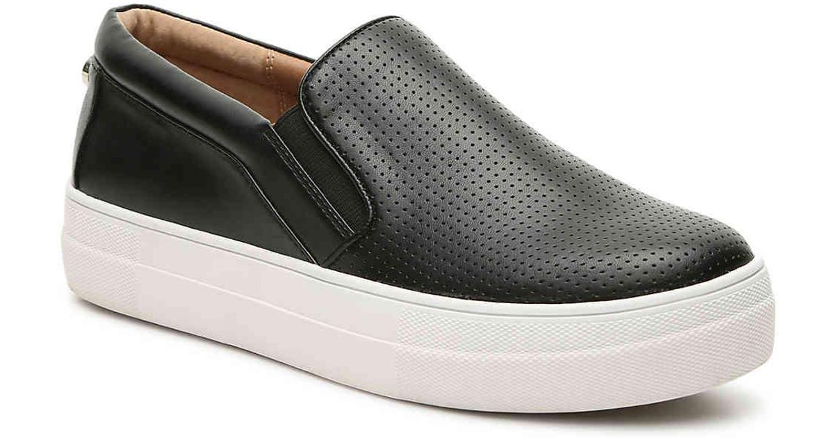 d2b8fb23362b Lyst - Steve Madden Giovana Slip-on Sneaker in Black