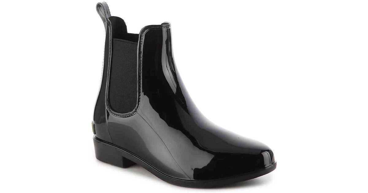Ralph Lauren Tally Rain Boot in Black