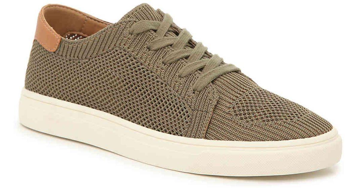Lucky Brand Luika Sneaker in Olive