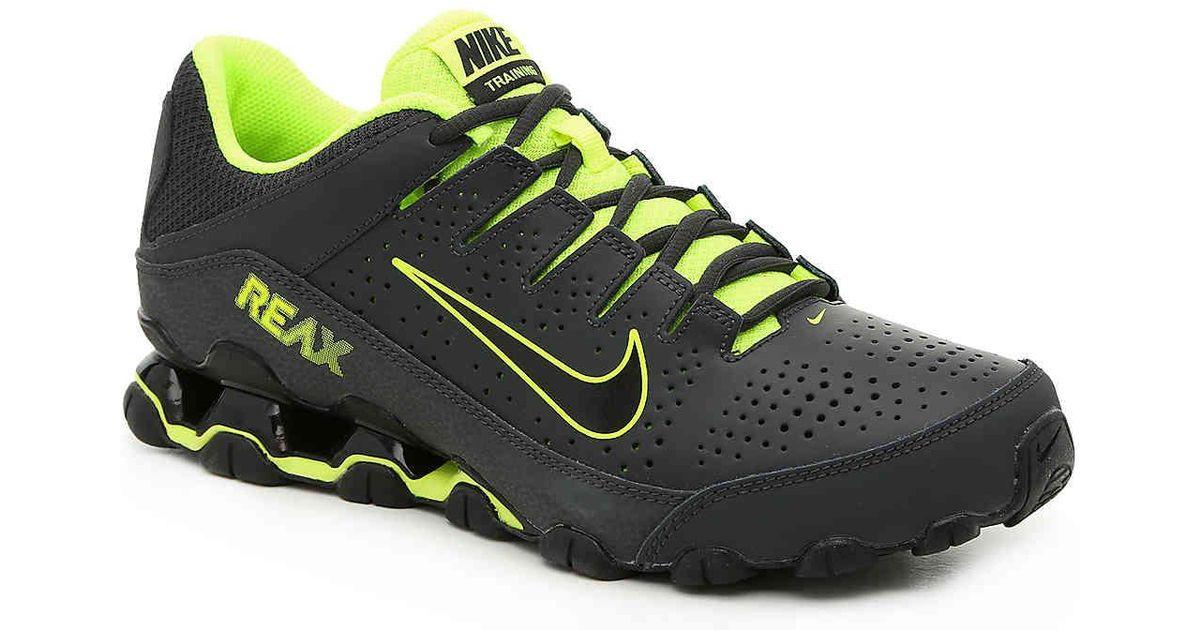 Nike Reax 8 Tr Training Shoe in Black