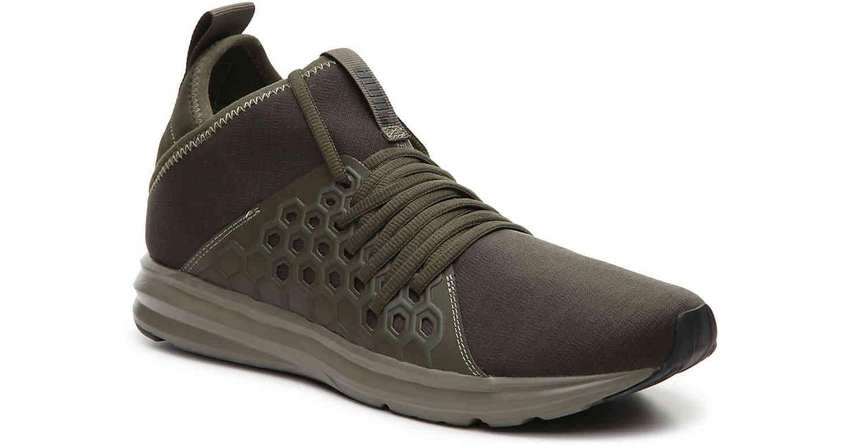 PUMA Synthetic Enzo Mid-top Sneaker in