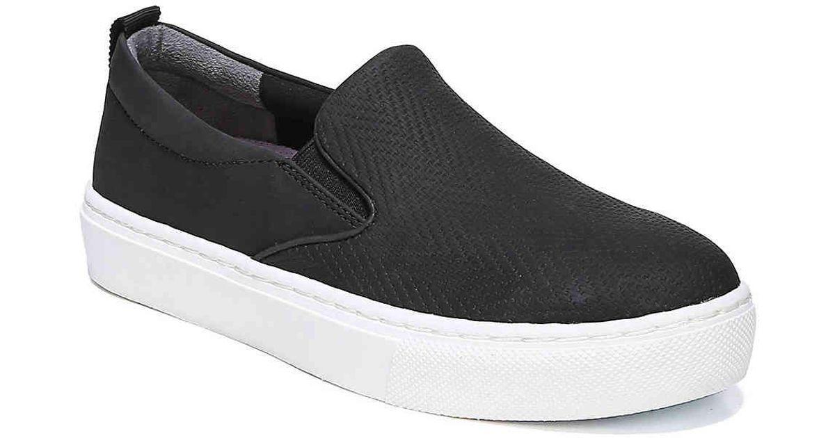 721c7386045 Lyst - Dr. Scholls No Bad Days Platform Slip-on Sneaker in Black