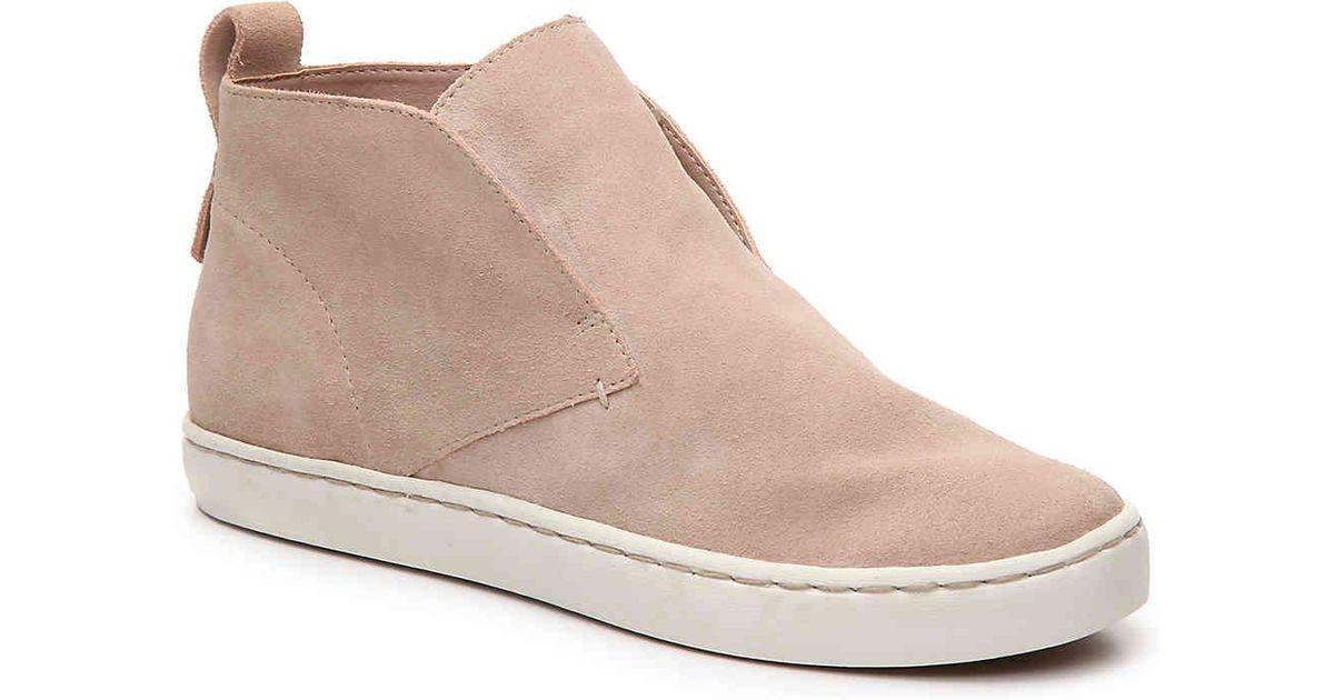 Zunie Wedge Dolce Vita Slip On Pink Sneaker JlTK1cF