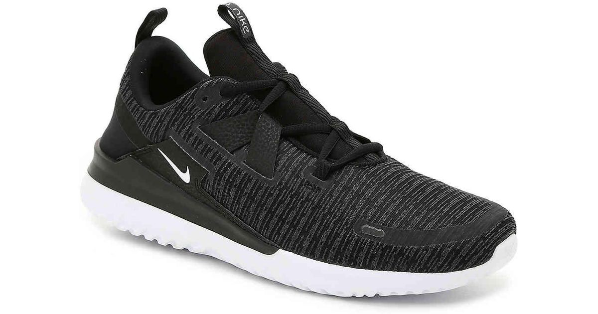 1832107c27290 Lyst - Nike Renew Arena Lightweight Running Shoe in Black for Men