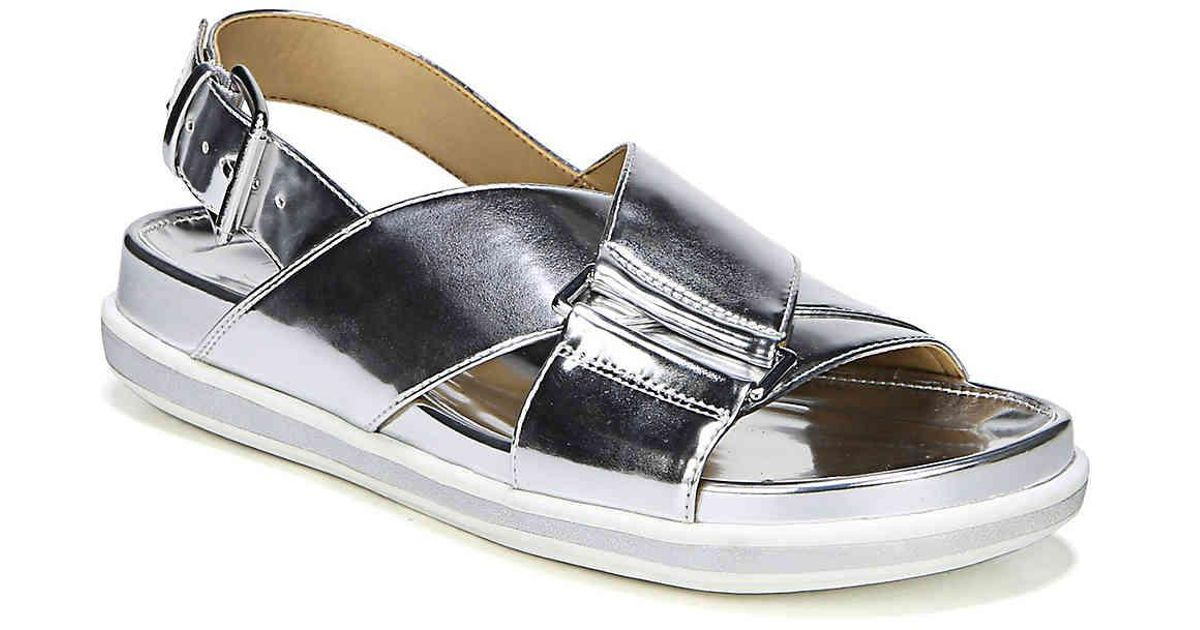 Franco Sarto Cabrini Sandal in Silver