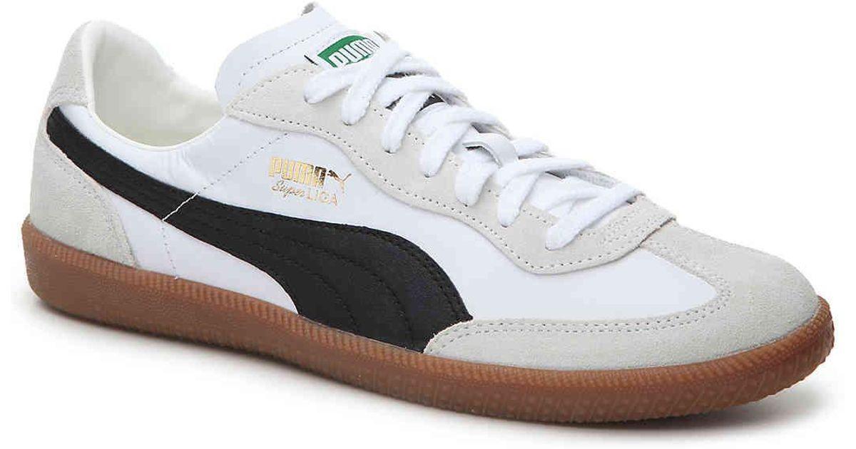 2eb8749a78900f Lyst - PUMA Super Liga Og Retro Sneaker in White for Men