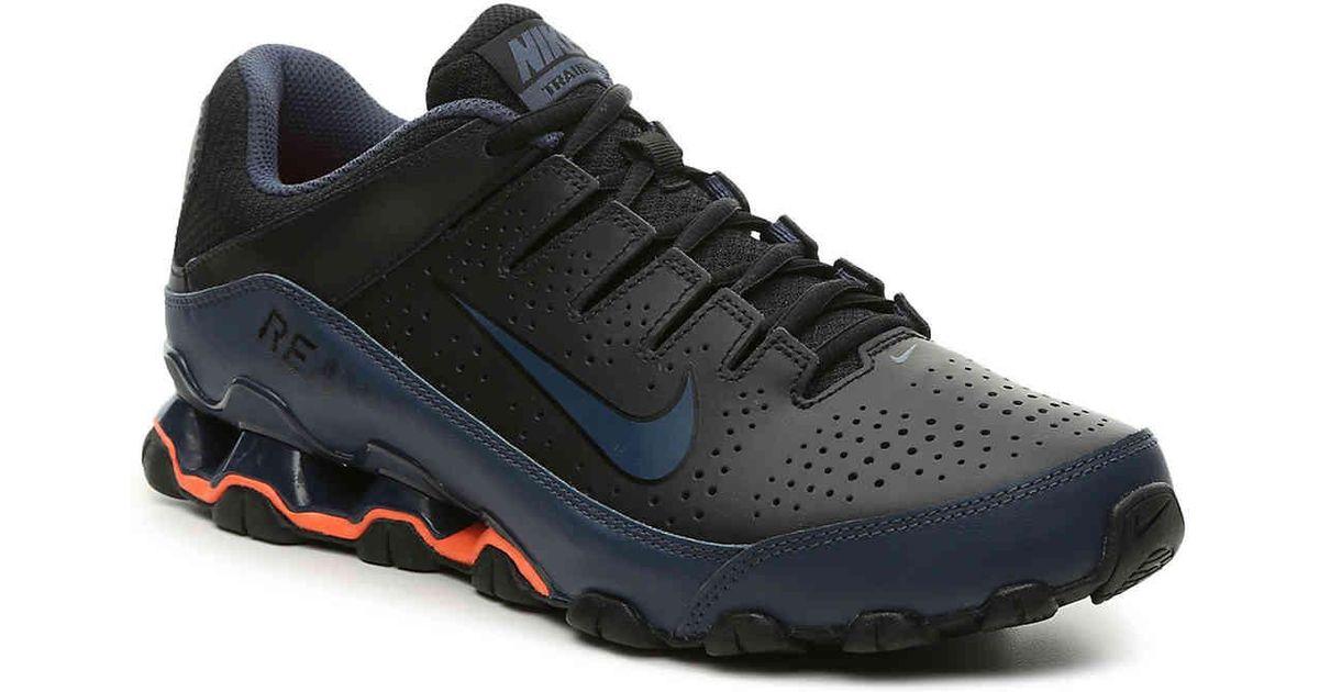 sale retailer aaa4f 55199 Nike Reax 8 Tr Training Shoe in Black for Men - Lyst