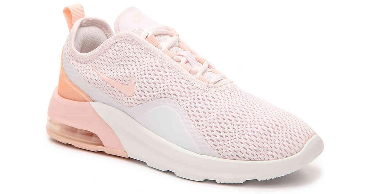 Air Max Motion 2 Sneaker in Pale Pink