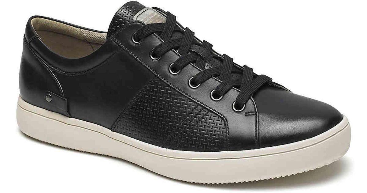 dd4d9aa69ab Rockport Black Collie Tie Sneaker for men