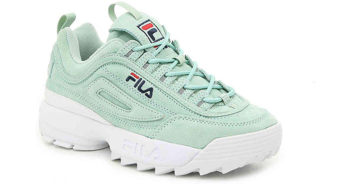 Fila Suede Disruptor Ii Premium Sneaker