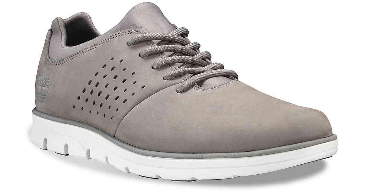 Timberland Leather Bradstreet Sneaker