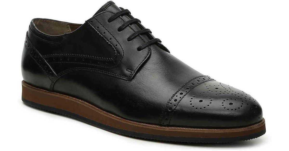 2e332942e984 Lyst - Bacco Bucci Warren Cap Toe Oxford in Black for Men