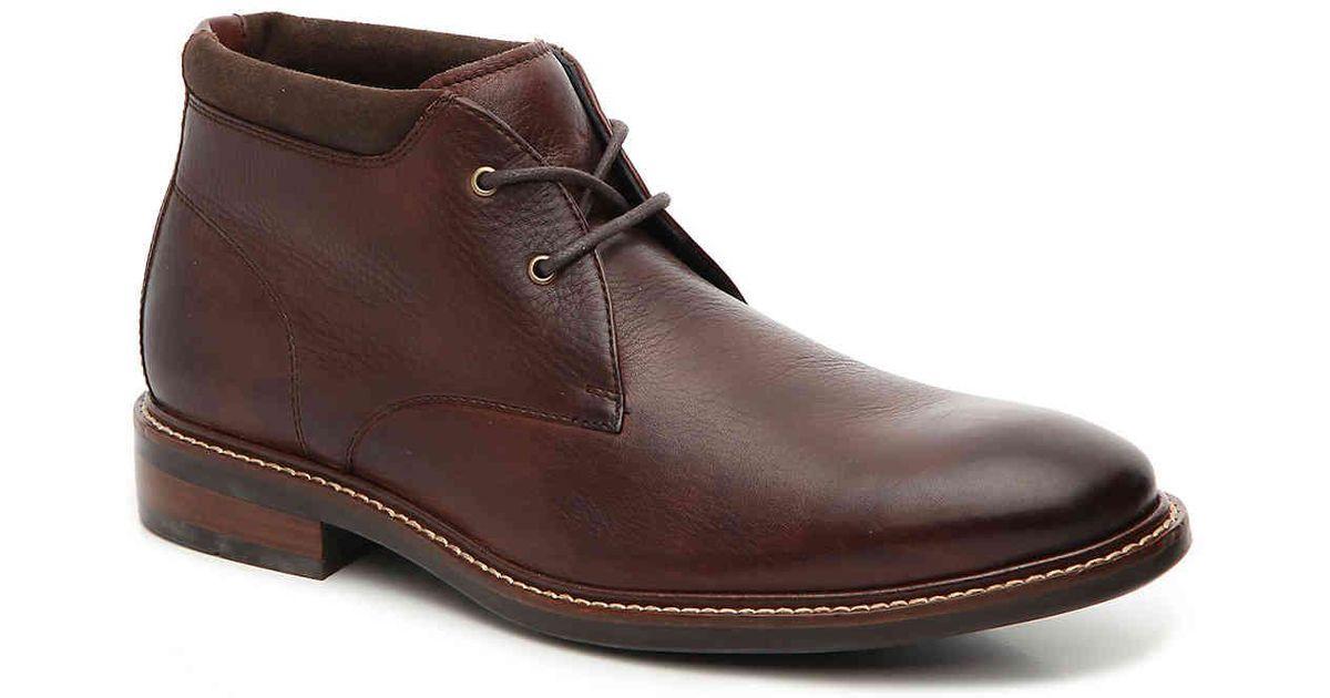 Cole Haan Leather Watson Chukka Boot in