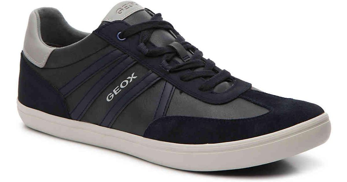 Geox Halver Blue For Sneaker Men FlJKT1c