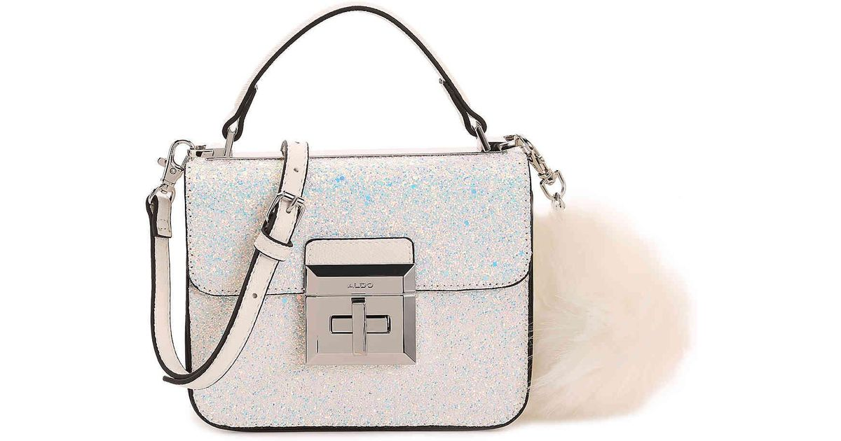 a278d73f6e6 Lyst - ALDO Chiadda Crossbody Bag in White