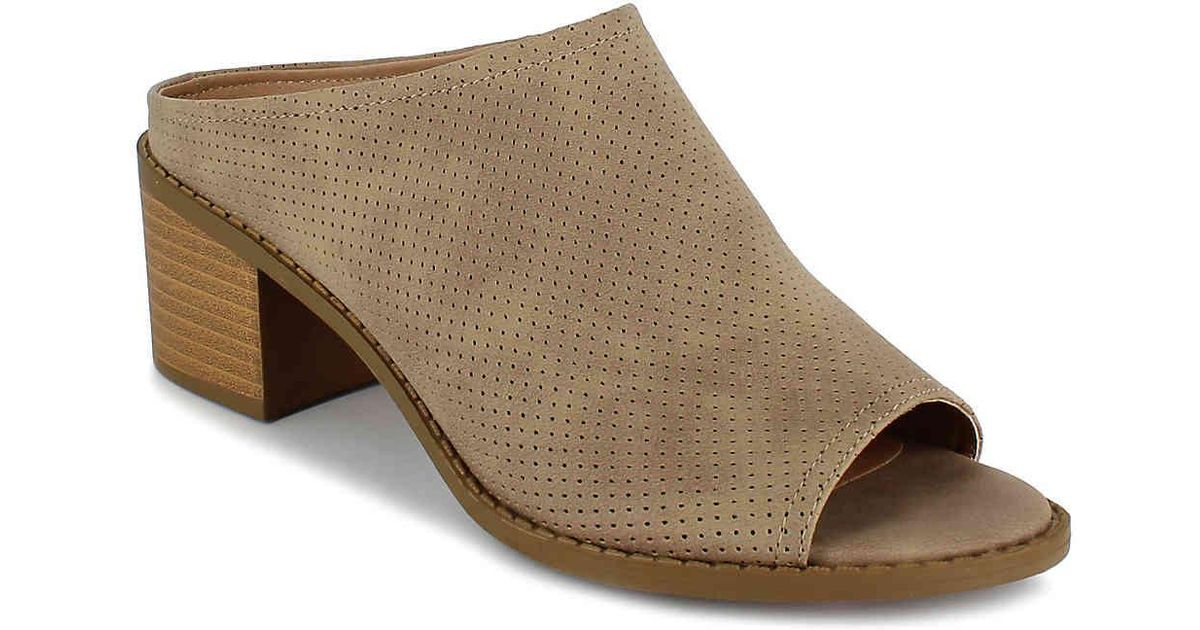 Esprit Womens Lena Heeled Sandal