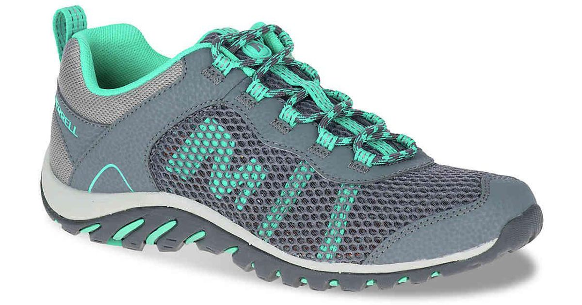 Merrell Synthetic Riverbed Trail Shoe