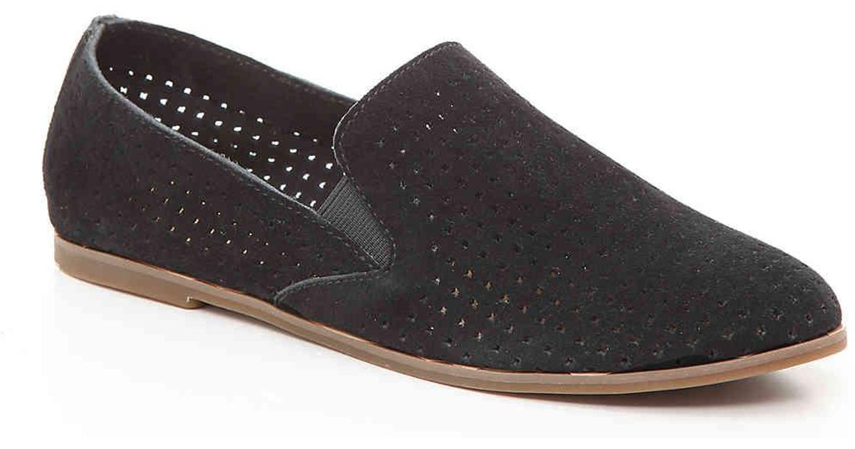 d0594eed757 Lyst - Lucky Brand Carthy Loafer in Black