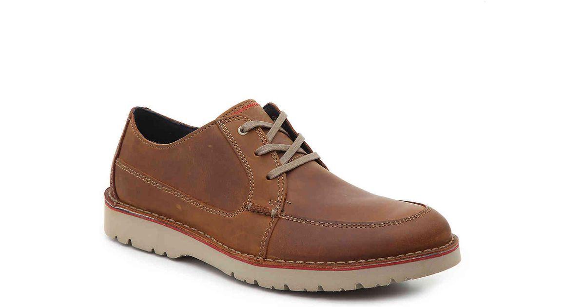 ea499739f34 Lyst - Clarks Vargo Walk Oxford in Brown for Men