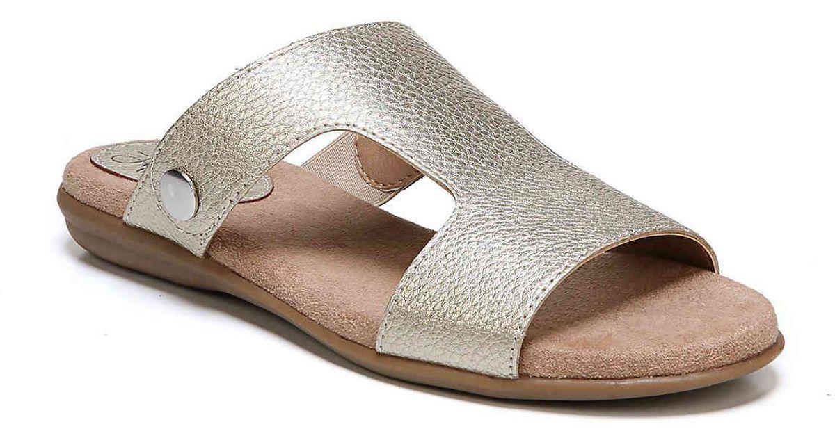 c602840c85f Lyst - LifeStride Baha Sandal in Metallic