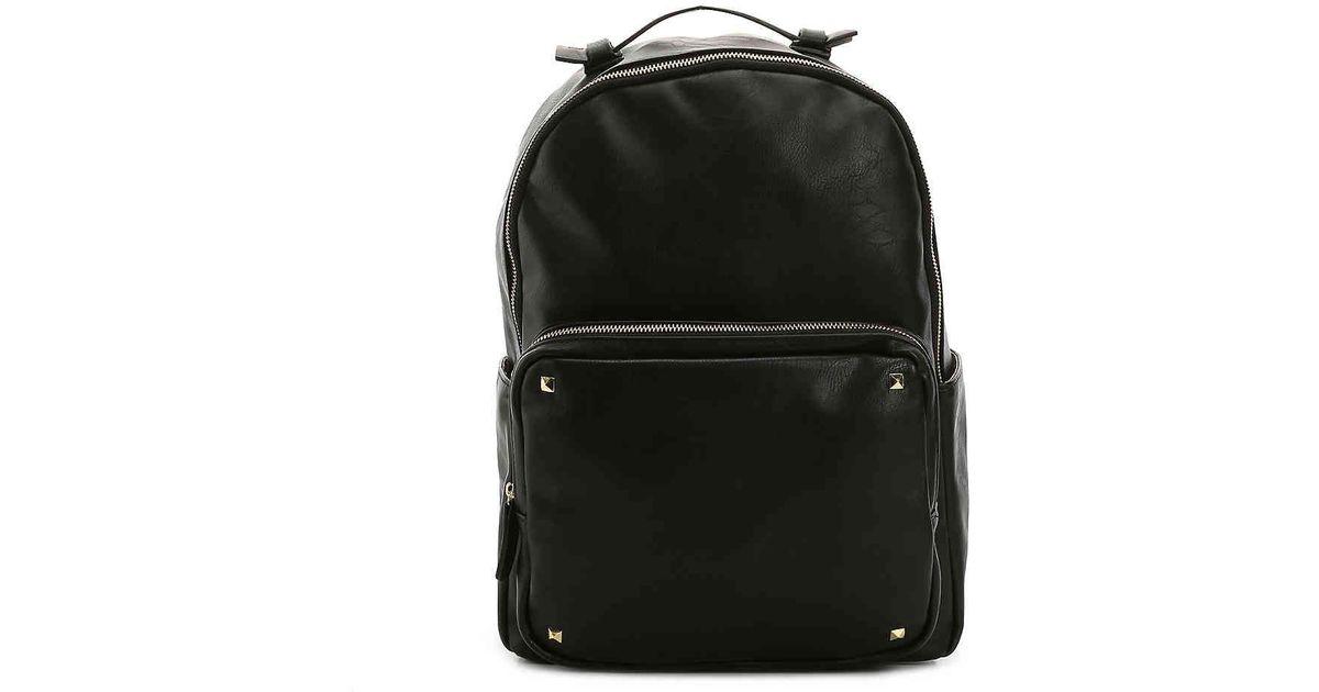 7469123b98d Madden Girl Wright Backpack in Black - Lyst