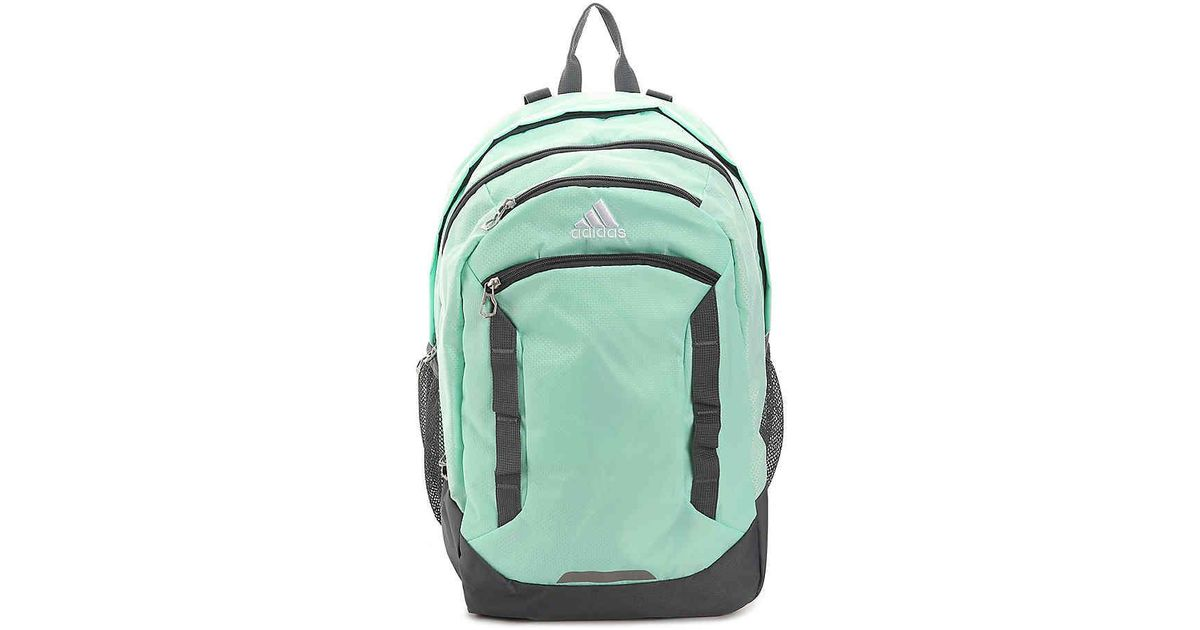 9d323a2a2f adidas Excel Iv Backpack in Green - Lyst
