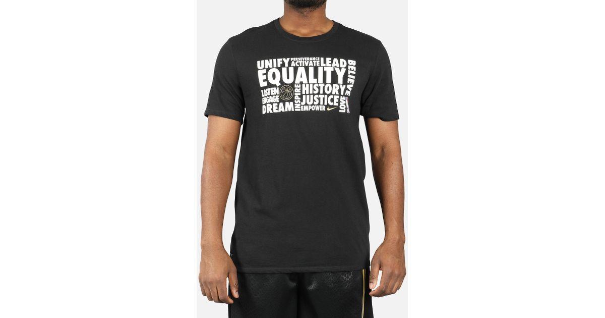 Q0xtwpfuwb Shirt Shirt Equality Equality Nike Nike Nba Equality Q0xtwpfuwb Nba Shirt Nike Nba Yfbg6v7y