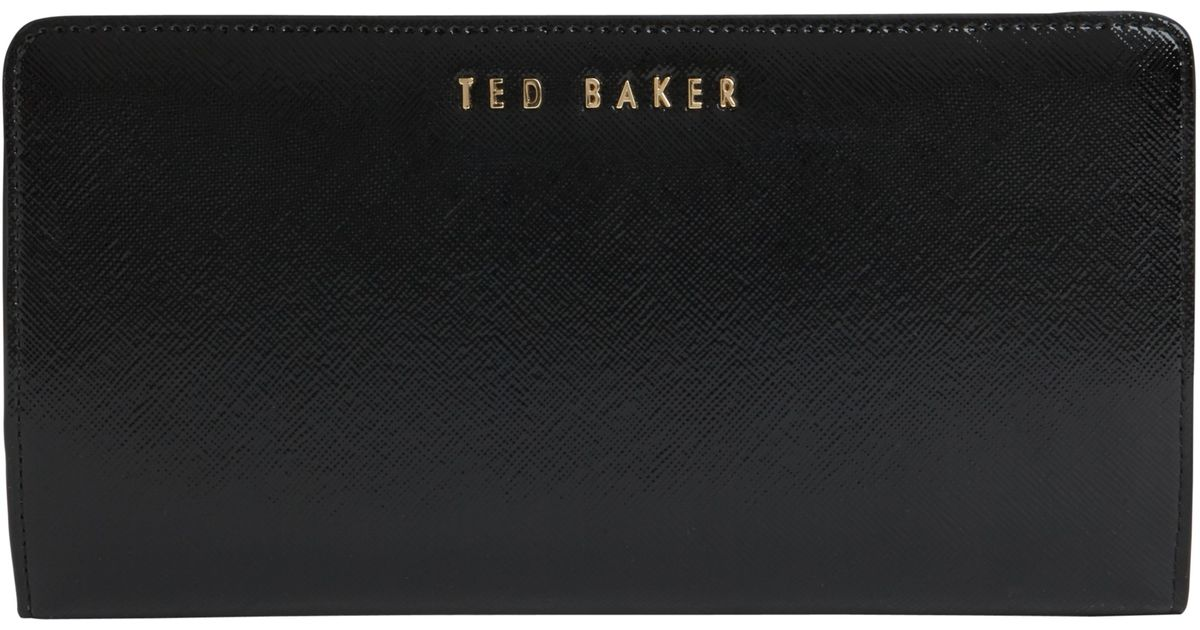 0be1a21e476e16 Ted Baker Alaniy Crosshatch Matinee Purse in Blue - Lyst