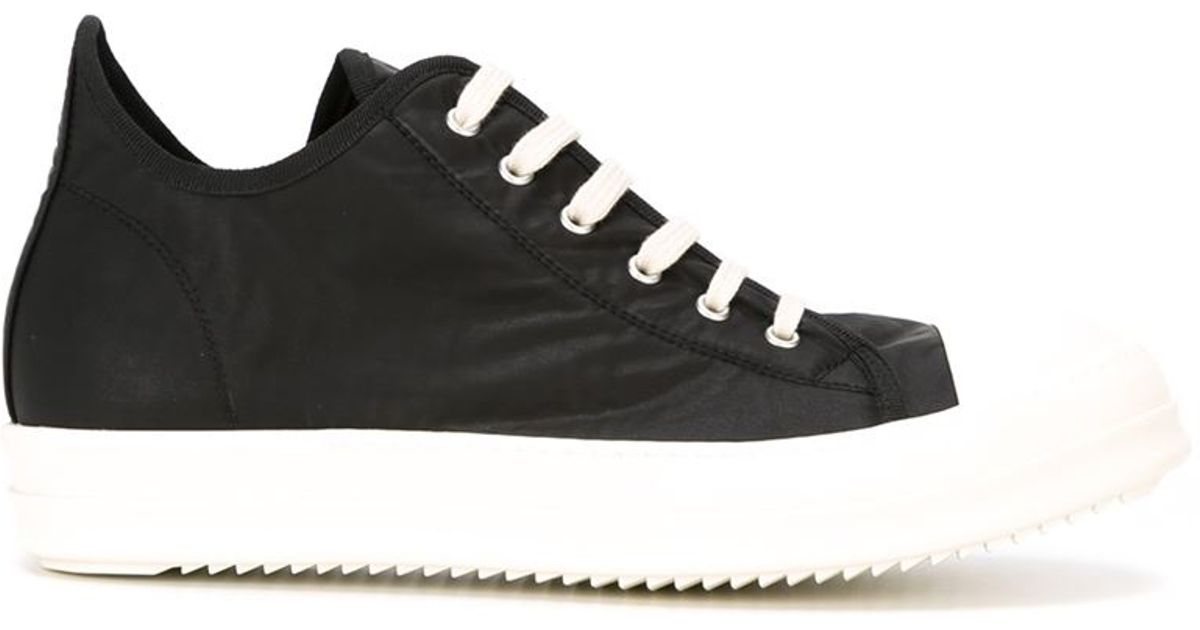 Rick Owens DRKSHDW lace-up sneakers sale pre order outlet original UL011xUW